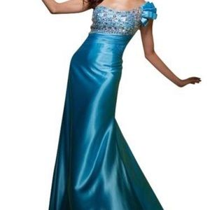 Tony Bowls Formal Dress/ Prom Dress